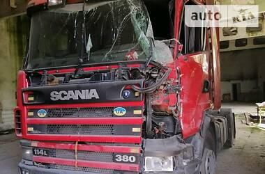 Scania 114 2002 в Каменец-Подольском