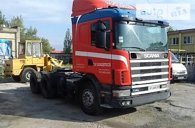 Scania 114 2000 в Энергодаре