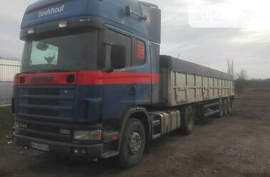 Scania 114 2002 в Вознесенске