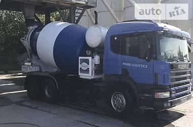 Scania 114 2001 в Николаеве