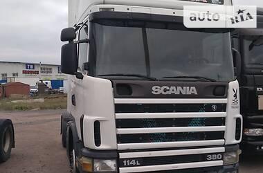 Scania 114 2004 в Ровно