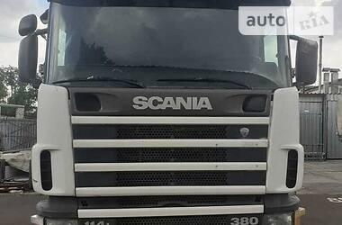 Тентованый Scania 114 2000 в Северодонецке