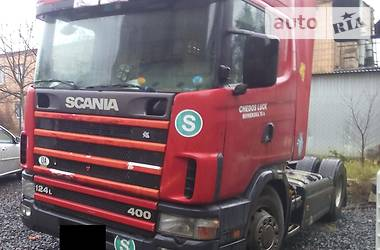 Scania 124 1998 в Луцке