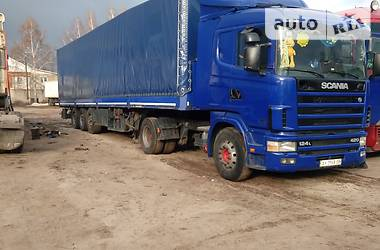 Scania 124  2005