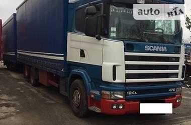 Scania 124 470 2001