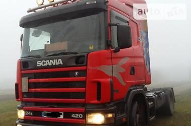 Scania 124 2003 в Полтаве