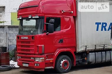 Scania 124 2004 в Буче