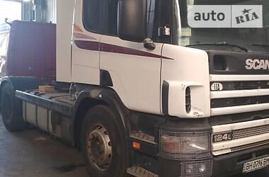Scania 124 1997 в Одессе