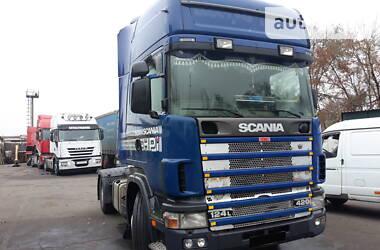 Scania 124 2001 в Кривом Роге