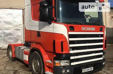 Scania 124 2004 в Черновцах