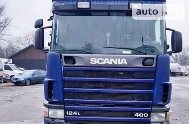Scania 124 1998 в Днепре