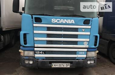Scania 124 1997 в Доброполье