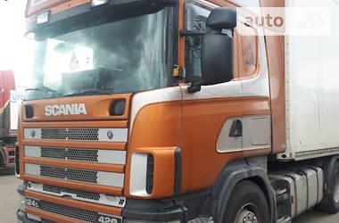 Scania 124 2005 в Киеве