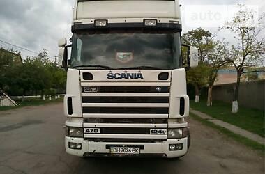 Scania 124 2003 в Березовке
