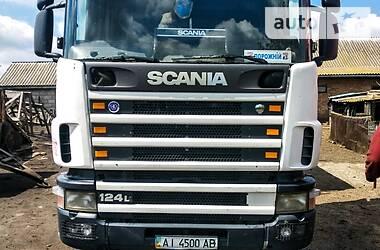 Scania 124 1999 в Мироновке