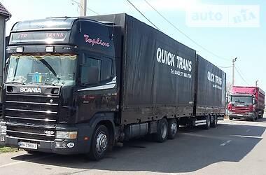 Scania 124 2003 в Одессе
