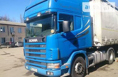 Тягач Scania 124 2002 в Львове