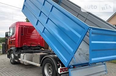 Самосвал Scania 124 2000 в Черновцах