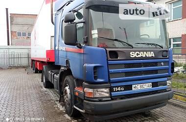 Рефрижератор Scania 124 2004 в Луцке