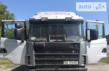 Scania 144 1999 в Николаеве