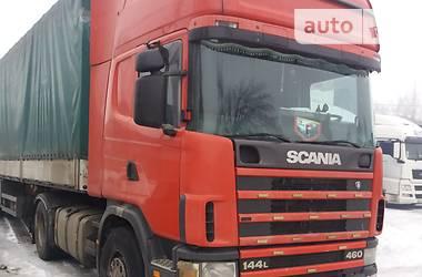 Scania 144 2001 в Кривом Роге
