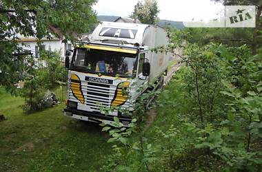 Scania 93 1986 в Тернополе