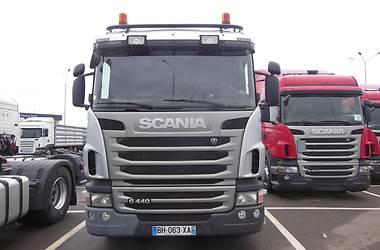 Scania G 2011 в Киеве