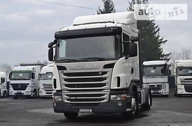 Scania G 2011 в Хусте