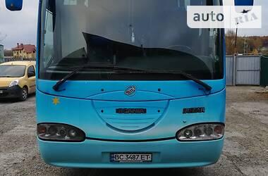Туристический / Междугородний автобус Scania Irizar 1999 в Трускавце