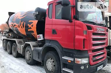 Scania P 2009 в Киеве