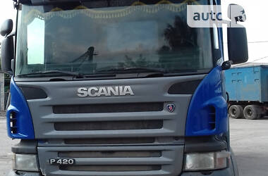 Scania P 2008 в Харькове