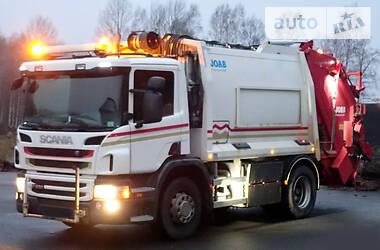 Scania P 2014 в Бердичеве