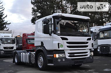 Scania P 2013 в Хусте