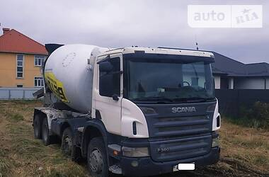 Scania P 2005 в Киеве