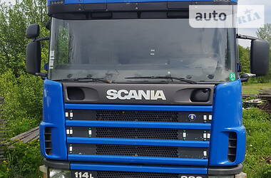 Scania R 114 2004 в Полтаві