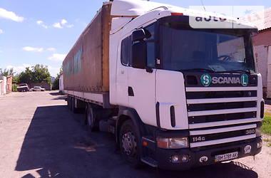 Scania R 114 2001 в Сумах