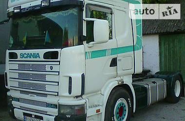 Scania R 124 1998 в Полтаве