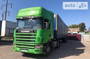 Scania R 124 2001 в Каменском