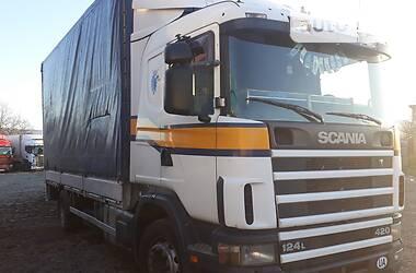 Scania R 124 1998 в Тячеве