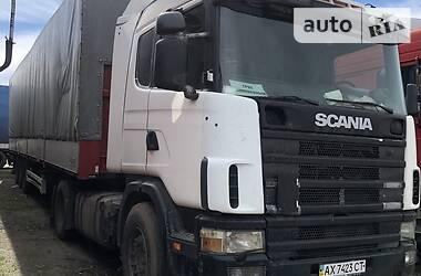 Тягач Scania R 124 2000 в Харкові