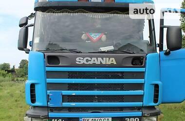 Scania R 380 2001 в Летичеве