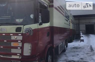 Scania R 380 1999 в Ивано-Франковске
