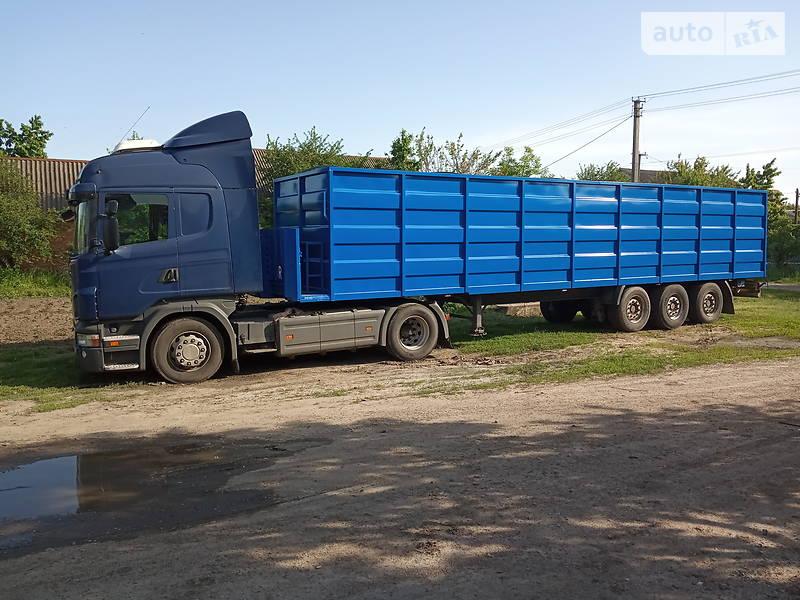 Тягач Scania R 420 2008 в Кропивницькому