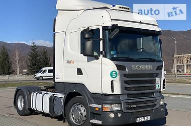 Scania R 420 2011 в Хусте