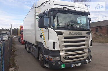 Scania R 420 2009 в Луцке