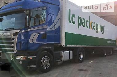 Scania R 440 2010 в Львове