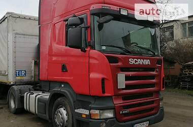 Scania R 440 2008 в Ужгороде