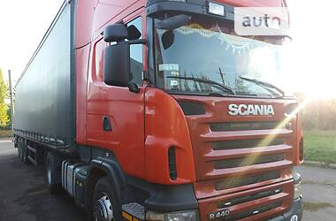 Тягач Scania R 440 2008 в Кривом Роге