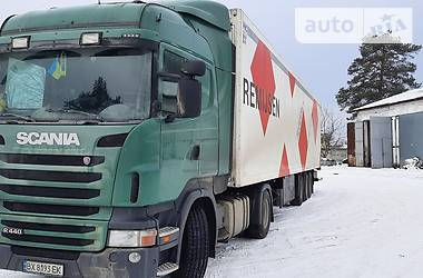 Scania R 440 2010 в Шепетовке