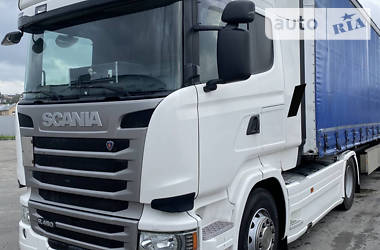Scania R 450 2018 в Черновцах